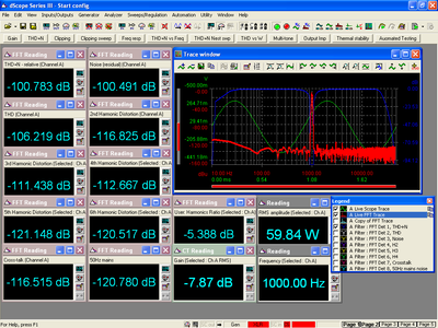 CDA Pro Audio | Test and Measurement Applications